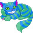 Cheshire Cat — Stock Vector