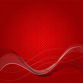 Abstract red texture background — Stock Vector