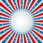 Star Spangled Banner — Stock Vector