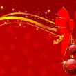 Christmas background — Stock Vector #8057397