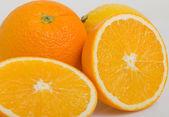 Orangen und Zitronen. — Stockfoto