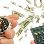 Financial activity. — Stock Photo #21680921