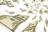 Money. — Stockfoto