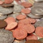 Coins. — Stock Photo
