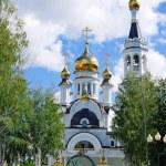 ������, ������: Temple of St Tatiana Cheboksary Chuvashia Russia