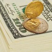 Financial transactions. — Stock Photo