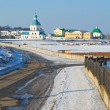 Stock Photo: Cheboksary in anticipation of spring.