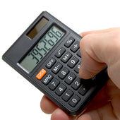 Calculation. — Zdjęcie stockowe