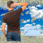 Increase profitability. — Stock Photo