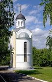 Chapel of St. John the Warrior, Cheboksary, Russia. — Stock Photo