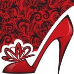 Red Shoe — Stock Vector #31712515