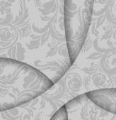 Astratto sfondo grigio — Vettoriale Stock