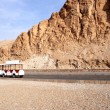 Road in the valley of pharaoh — Stock Photo #1267241