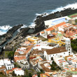 Small town Garachico - Stock Photo
