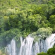 Stock Photo: Famous Kravicwaterfalls in Bosniand Herzegovina