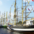 Tall Ships Races 2013 in Riga — Stock Photo #29297339