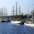 Tall Ships Races 2013 in Riga — Stock Photo #29692815