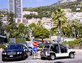Area Casino in Monte Carlo — Stock Photo
