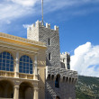 Princes Reinier's Palace of Monaco — Stock Photo
