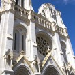 Basilica of Notre-Dame de Nice — Stock Photo