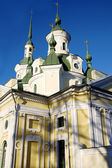 St. Catherine's Church, Pärnu, Estonia — Stock Photo