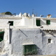 Stock Photo: Old Berber fishing village CasBranc(White House)