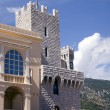 Princes Reinier's Palace in Monaco — Stock Photo