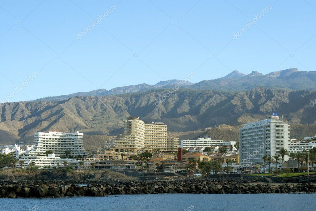 hoteles tenerife playa de las americas: