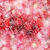 Selamlar veya davetiye ile rengarenk zemin bulanıklık bo — Stok fotoğraf