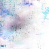 Abstract grunge hintergrund mit alten zerrissenen plakate mit blur boke — Stockfoto