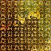 グランジ古代スクラップブッ キング スタイルで紙を使用 — ストック写真