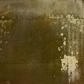 Na pozadí staré zdivo se stopami někdejší martin — Stock fotografie