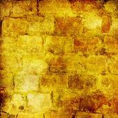 与前 migh 的痕迹的旧砌体背景 — 图库照片