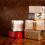 Gift boxes — Stock Photo #47199529