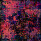 Grunge abstract background with old torn posters  — 图库照片