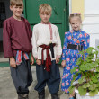 Russian children — Stock fotografie