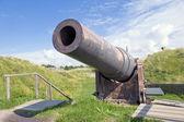 Sveaborg gun — Stock Photo