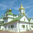 Ukraina orthodox church — Stock Photo