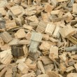 Stock Photo: Wood sawdust