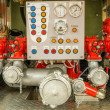 Stock Photo: Compressor system