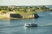Sveaborg fortress — Stock Photo