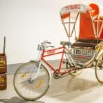 ������, ������: Rickshaw bicycle