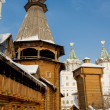 Izmaylovsky Kremlin — Stock Photo