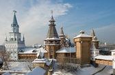 Izmaylovsky Kremlin — Stock Photo