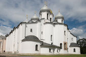 Sant Sophia Cathedral in Novgorod, Russia — Stock Photo