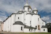 Sant cathédrale-Sophie de novgorod, Russie — Photo