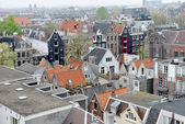 The roofs of Amsterdam — Photo
