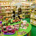 Children's toys shop — Stock Photo #8008471
