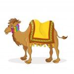 Camel — Stock Vector #3119637