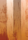 Old wood grunge background — Vecteur